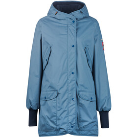 Finside Suomukka Jacket Women blue mirage/navy